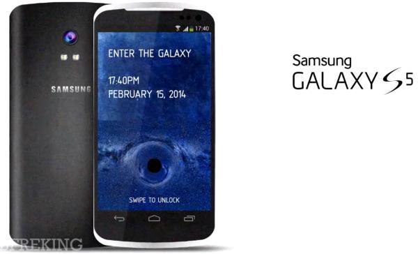 Galaxy S5 camara - Samsung Galaxy S 5: display da 2K e scanner per il riconoscimento della retina