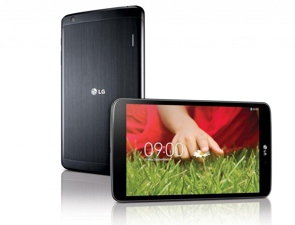 """LG G Pad 8 3 1 1024x782 - LG G Pad 8.3"""" anche con modulo SIM; disponibili le caratteristiche tecniche"""