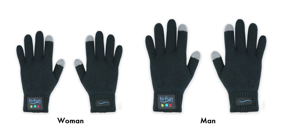 higlove - Recensione - Hi-Call Bluetooth Talking Glove: il guanto telefonico