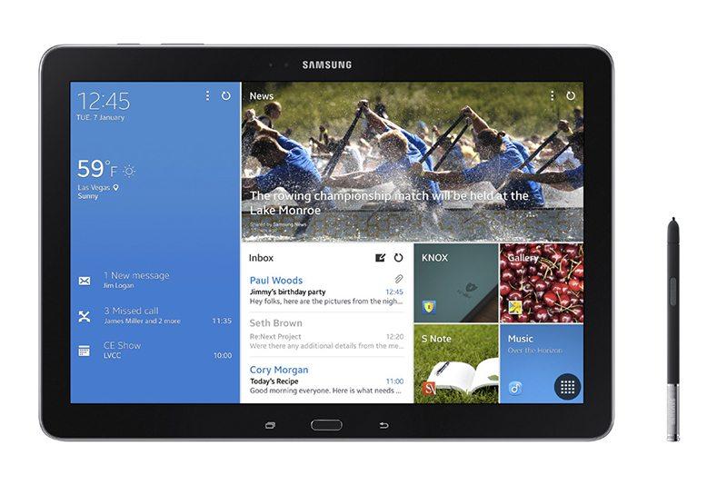NotePRO 1 - Samsung annuncia i nuovi tablet Galaxy TabPRO 10.1 e NotePRO 12.2