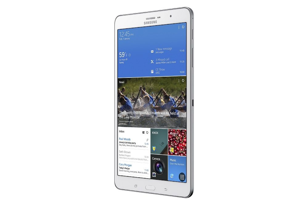 "TabPRO 8.4 4 - Samsung Galaxy TabPRO 8.4: scacco a LG G Pad 8.3""?"