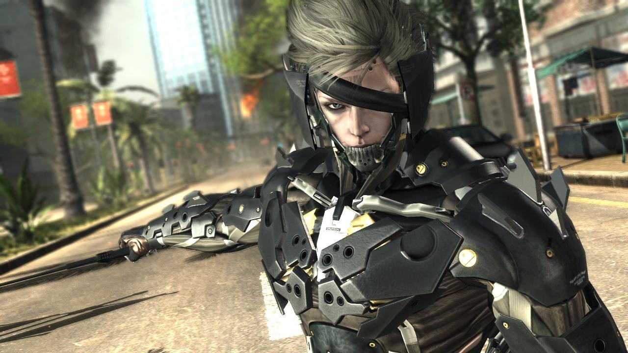 metal gear rising - Metal Gear Rising: Revengeance disponibile su Steam ma è già figuraccia