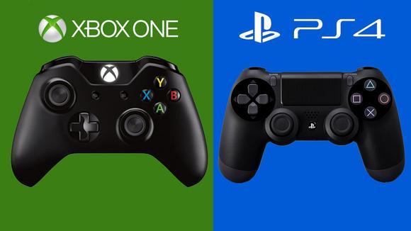 ps4 xone - Capitolo vendite, Playstation 4 batte Xbox One 4 a 3