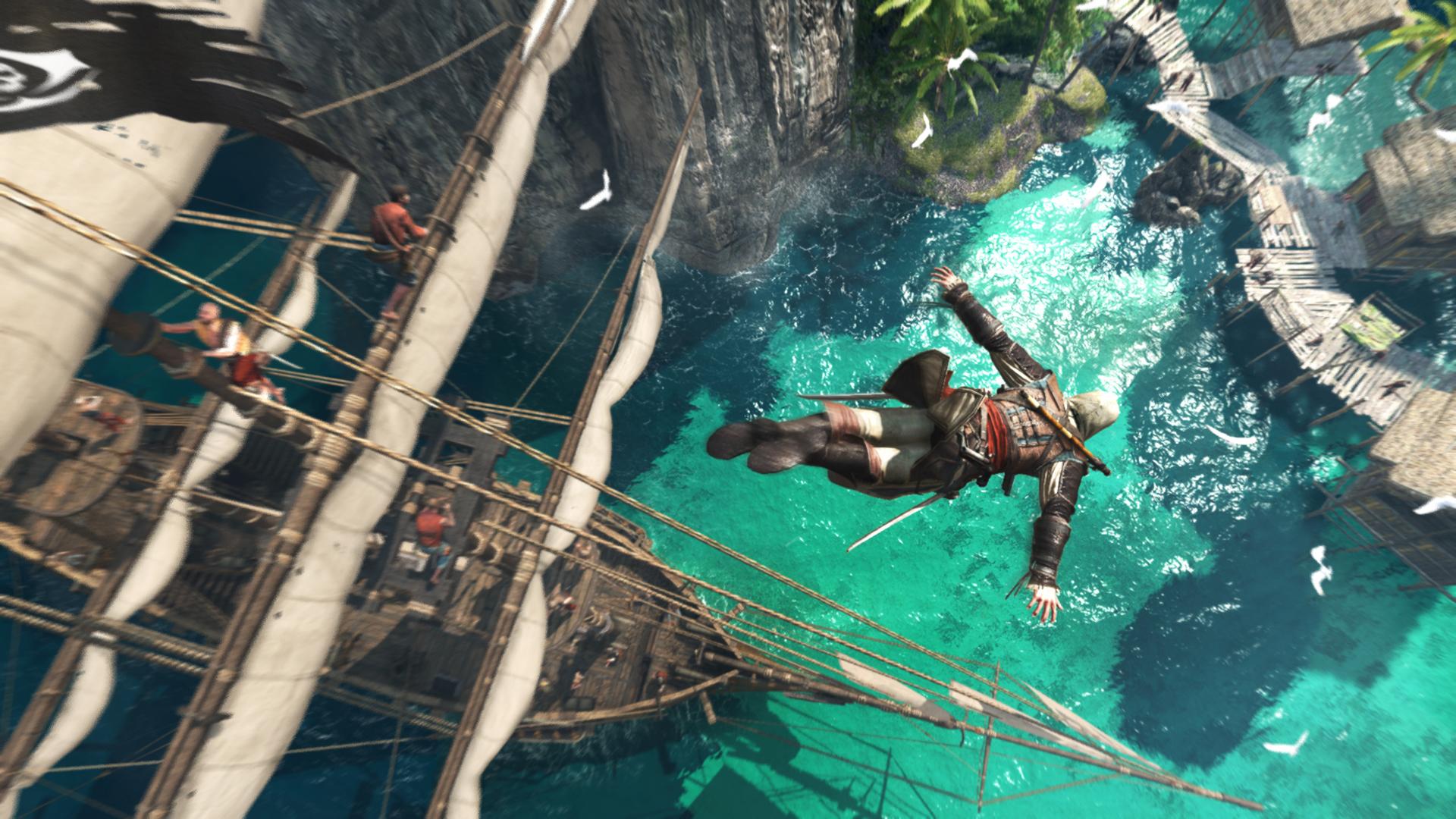 assassins creed 4 patch - Assassin's Creed 4: arriva la super patch da 2 giga
