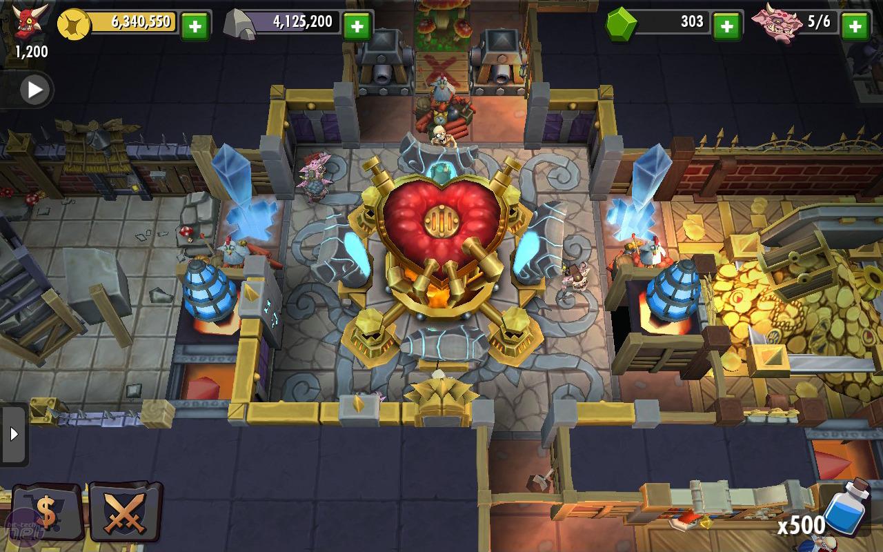 dungeon keeper - Dungeon Keeper: il fondatore ridicolizza la versione della EA