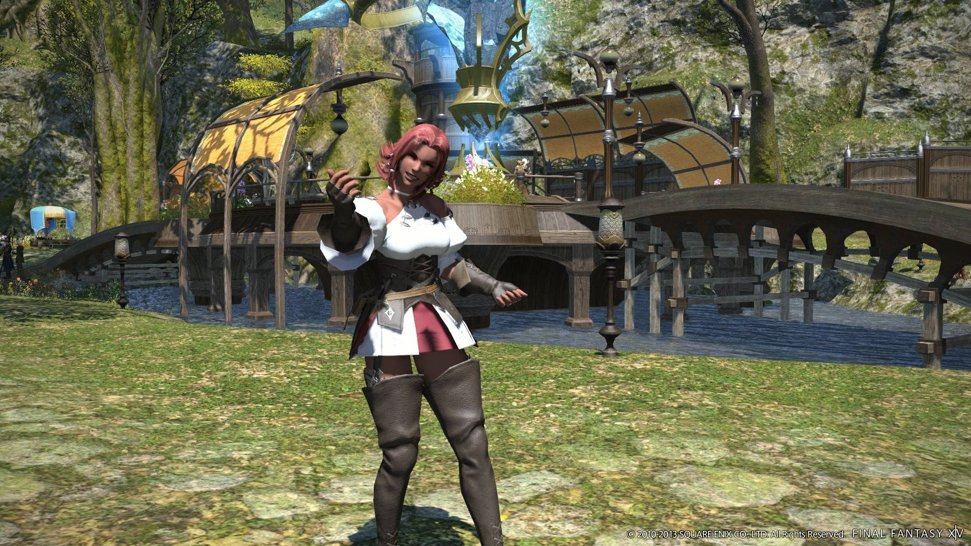 final fantasy xiv - Final Fantasy XIV A Real Reborn, l'offerta di Steam