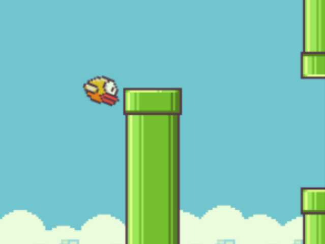 flappy bird1 - Flappy Bird (video): la sorpresa al livello 999