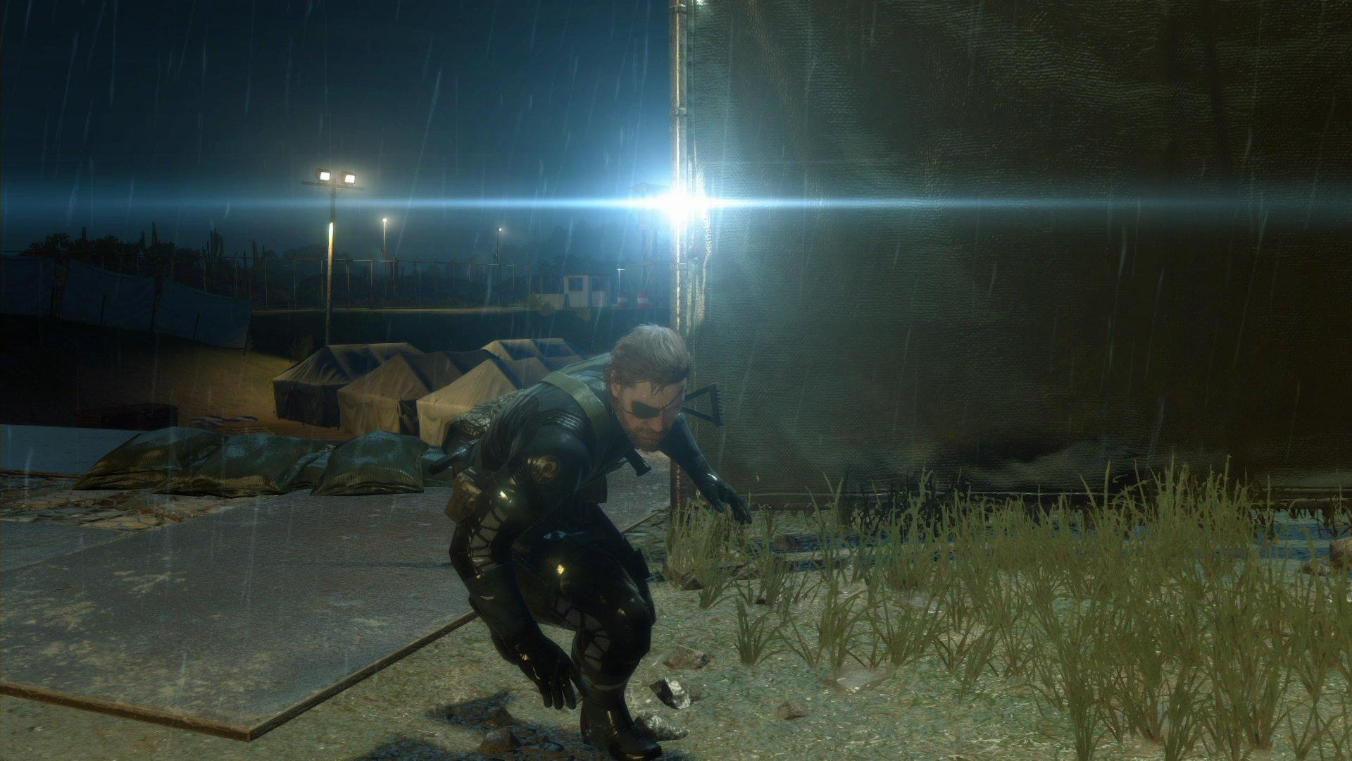 metal gear solid ground zeroes - Metal Gear Solid 5: il doppiatore ci rivela il vero volto di Snake
