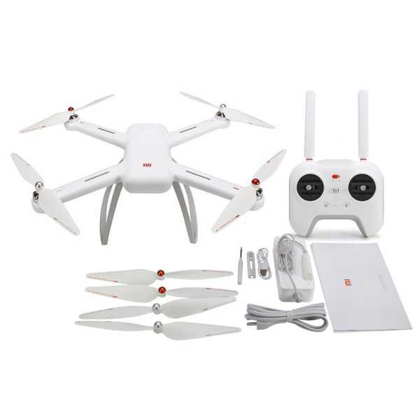 xiaomi mi drone 4k 1 600x600 - Il miglior drone? Xiaomi Mi Drone 4K: recensione e prova