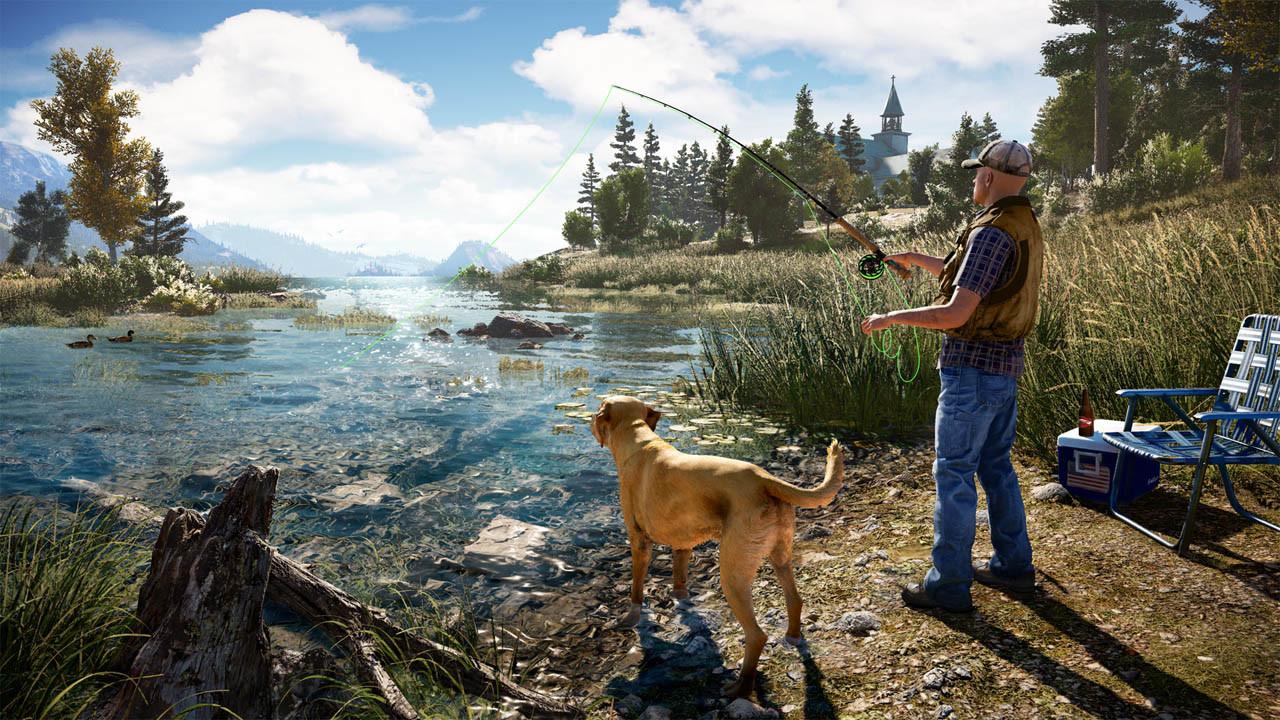 farcry 5 - Ubisoft svela i requisiti hardware di Far Cry 5