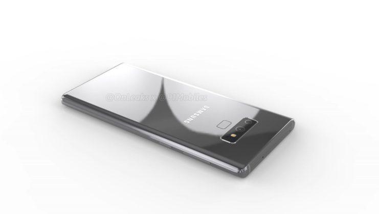 Galaxy Note 9 1 741x420 - Galaxy Note 9: primi dettagli e immagini