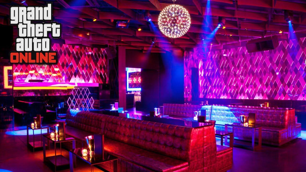 gta online - GTA Online: Night Club espansione in arrivo a Luglio