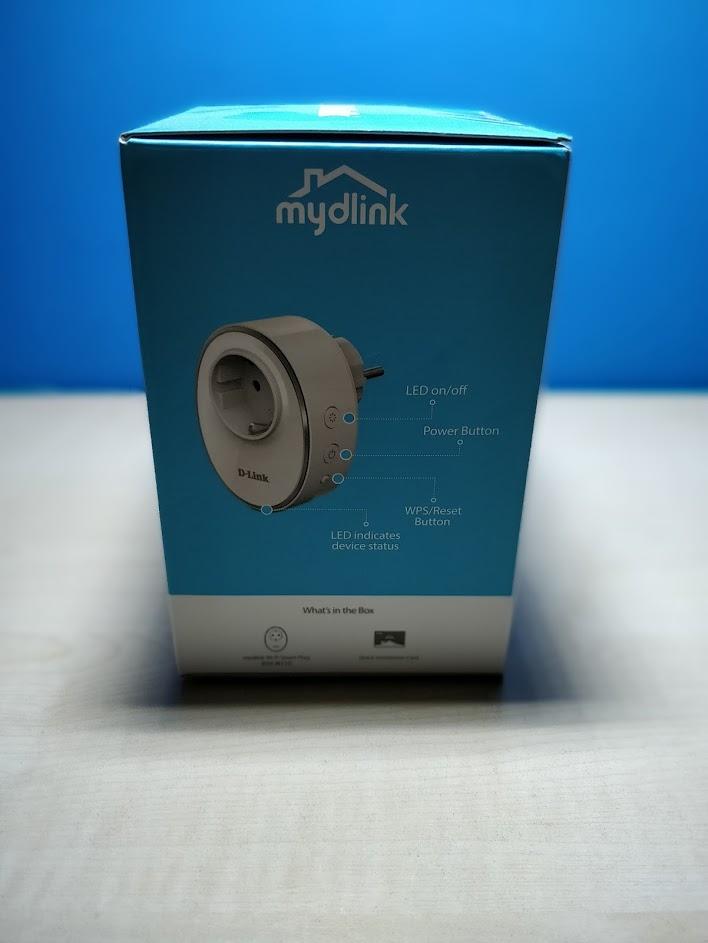 presa wifi 1 - D-Link DSP-W115: la presa wifi intelligente