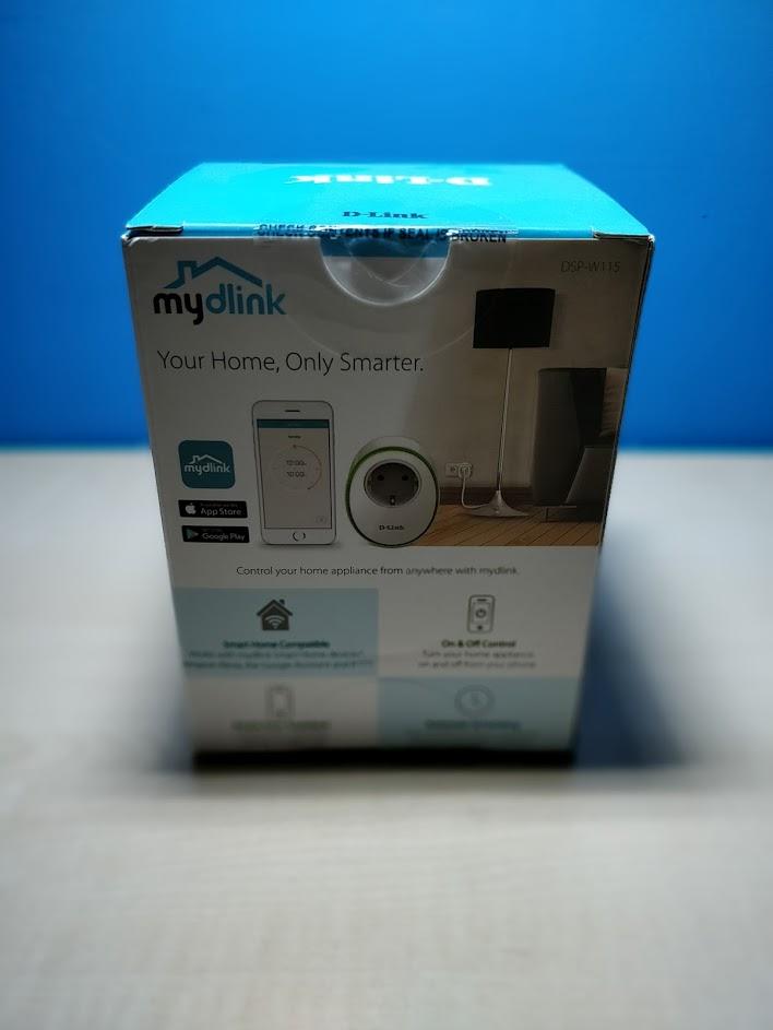 presa wifi 2 - D-Link DSP-W115: la presa wifi intelligente