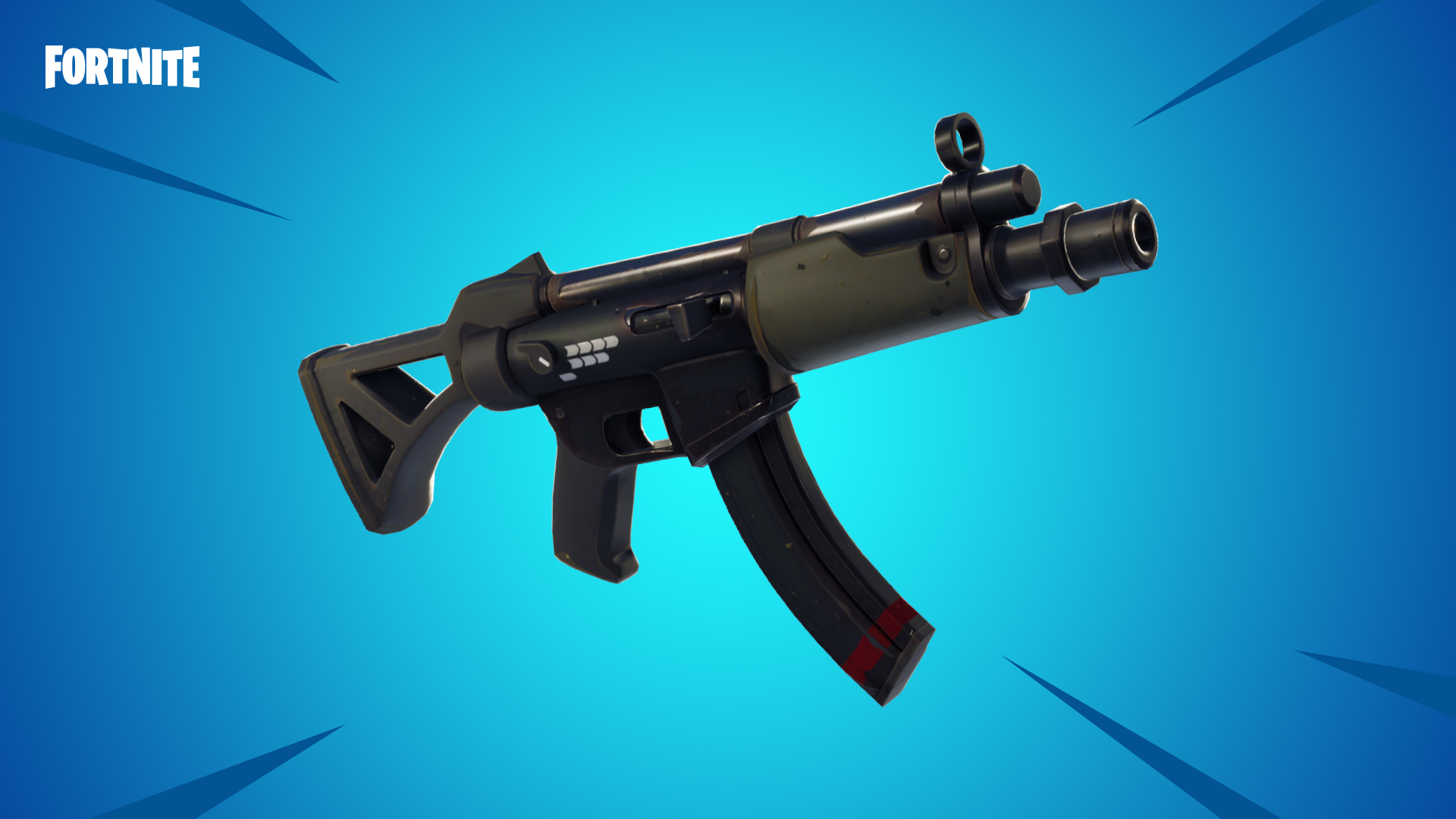 fortnite 1 - Fortnite: disponibile la nuova mitraglietta Submachine Gun